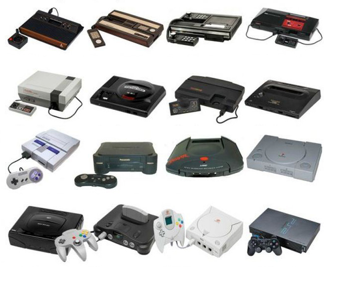 Controllers (old and older)