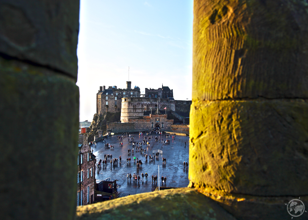 Edinburgh castle utah