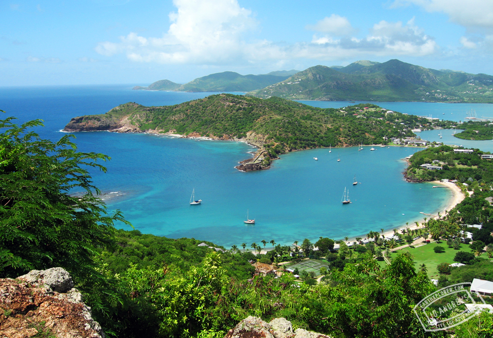 With its breathtaking views, Shirley Heights is a must see while visiting the Island of Antigua.