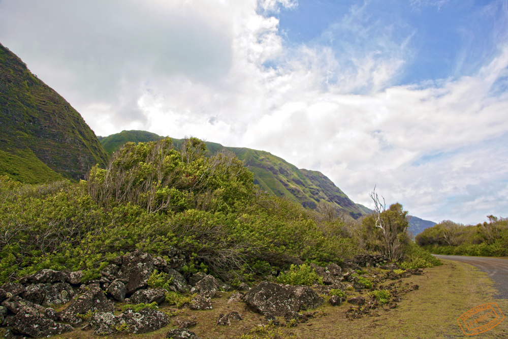 The tiny Hawaiian island with an interesting history