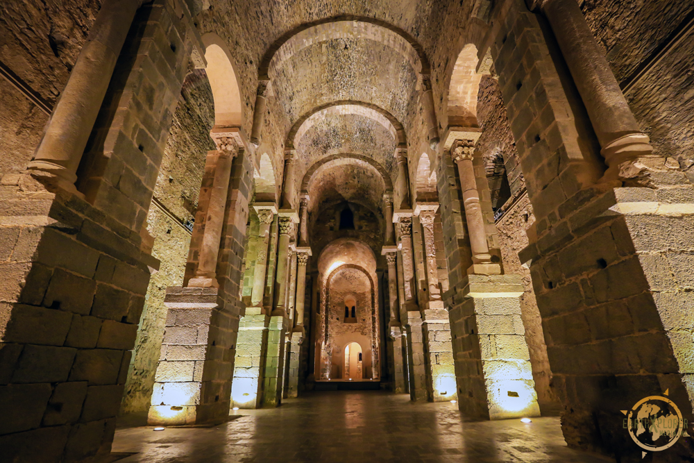 Inside the Monastery of Sant Pere de Rodes, Port de la Selva Spain.jpg