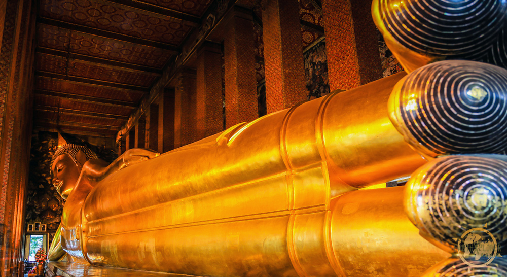 The Temple of the Reclining Buddha - Wat Pho Bangkok ...