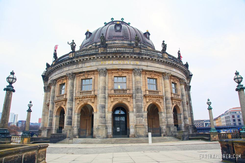 A beautiful museum built in 1904 - Designed by architect Ernst von Ihne.