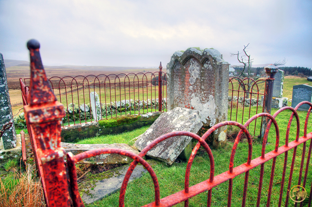 Kilmuir Graveyard