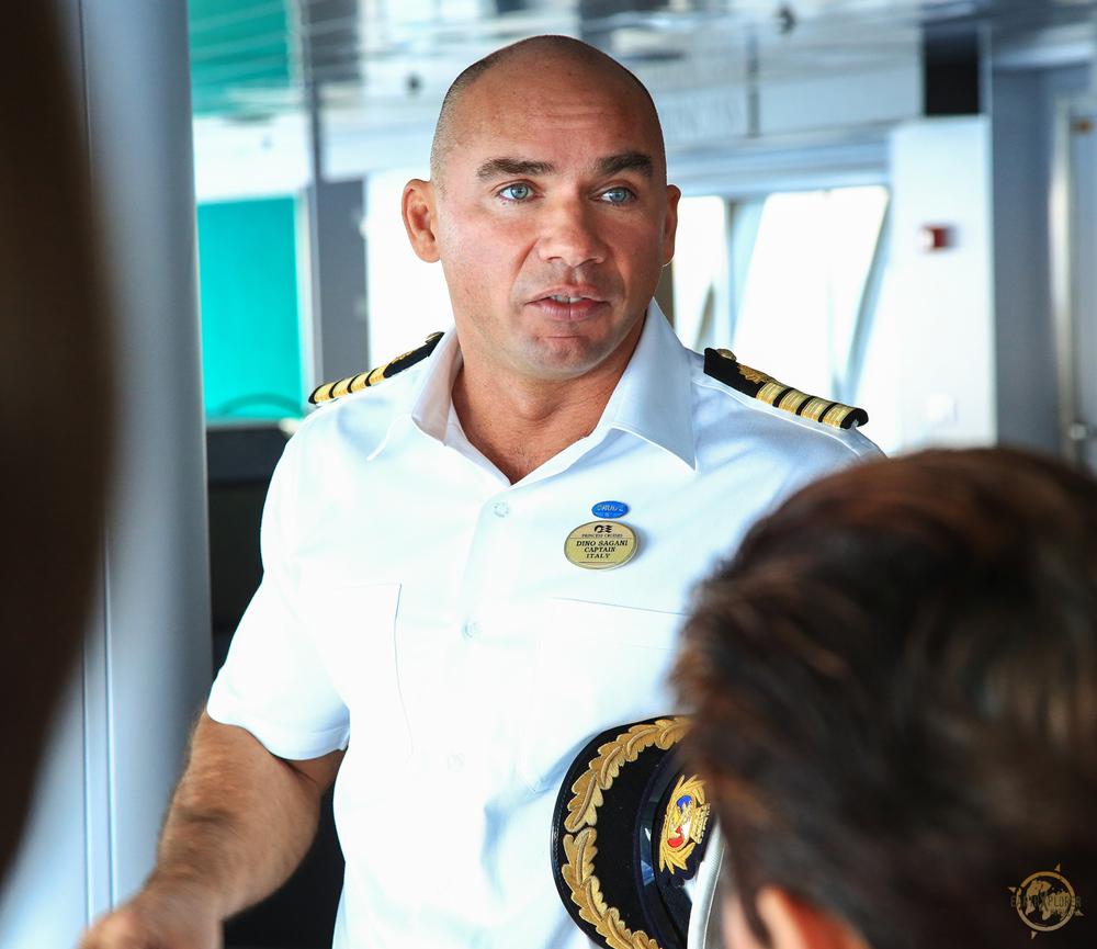 Captain Dino Sagani