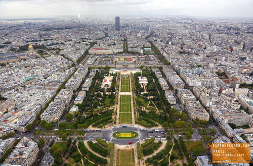 Amazing View of Paris from the Top of The Eiffel Tower.jpg