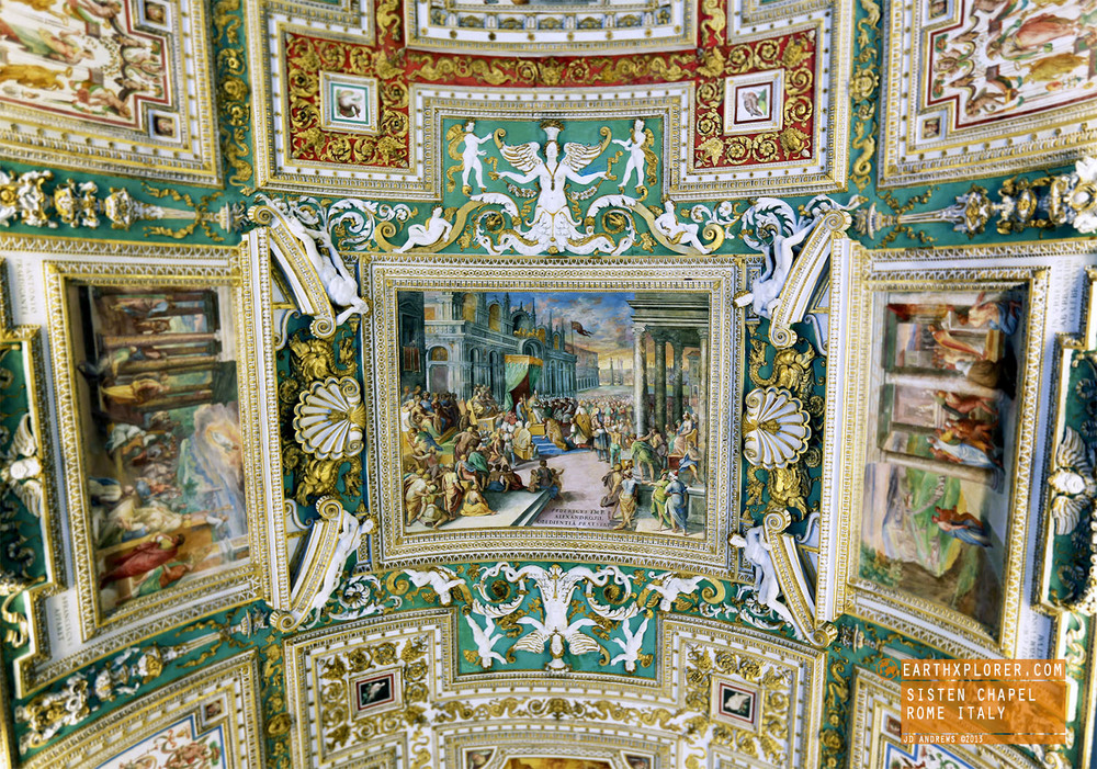 The primary function of the Sistine Chapel is as the chapel of the Papal Chapel (say that 3 times fast) ;-)