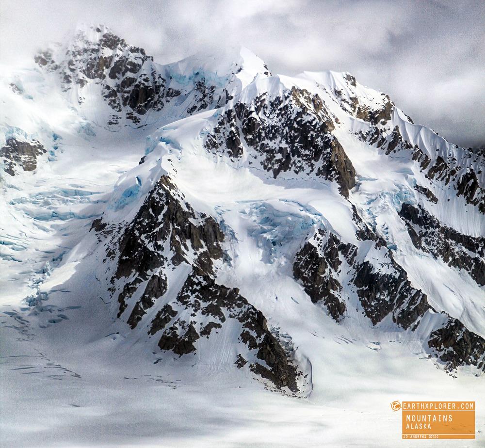 Alaskas Beautiful Landscape