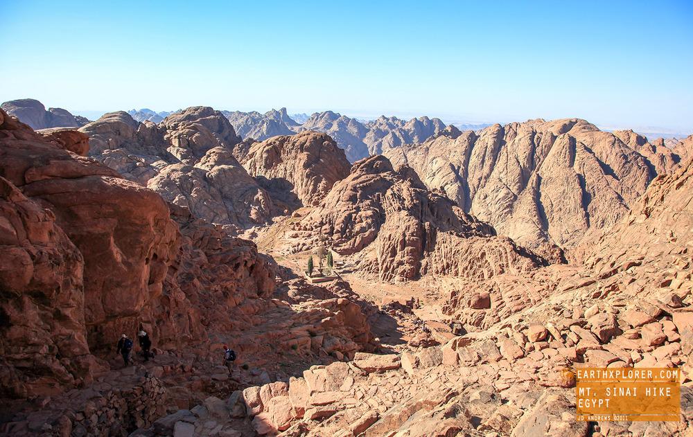 Mt Sinai Looking Down Trail Egypt.jpg