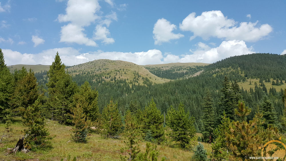 Hiking the White River National Forest with Walking Mountains