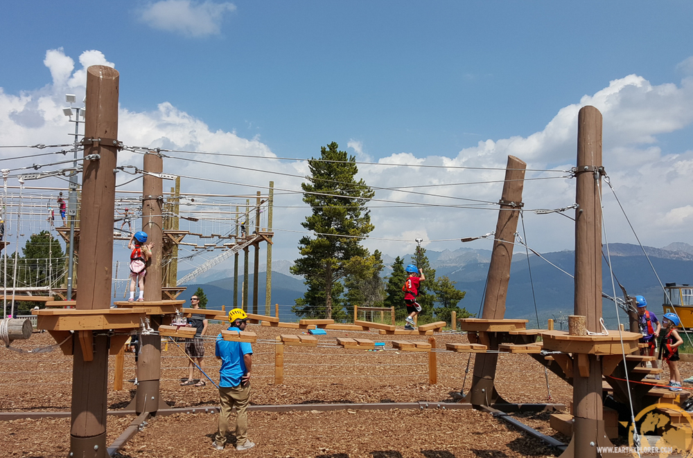 Kids Challenge Course