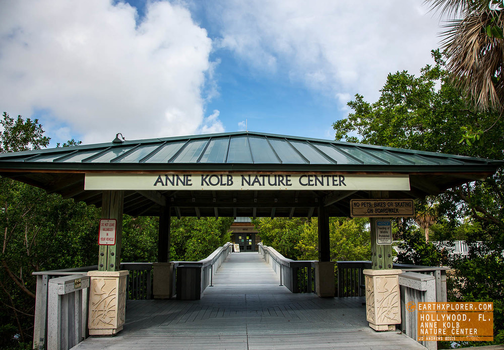 Entrance Anne Kolb Nature Center Hollywood Florida.jpg