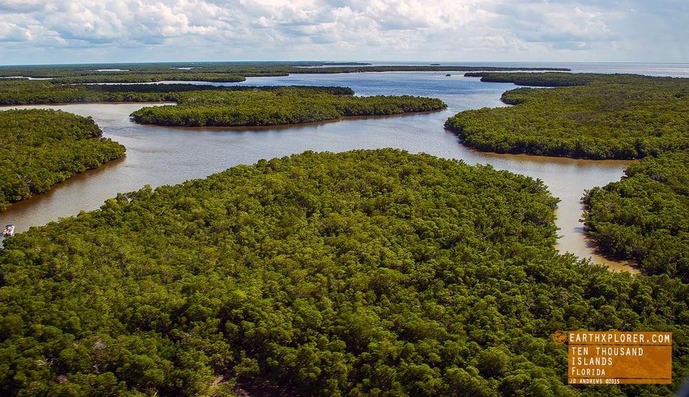 Flying Over The Ten Thousand Islands Florida.jpg
