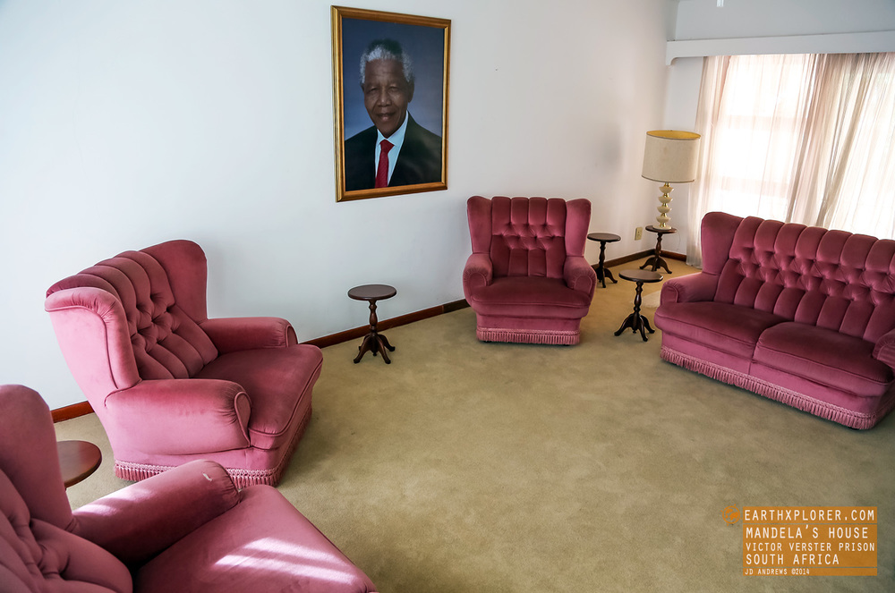 Living Room Mandelas House Victor Verster Prison South Africa.jpg