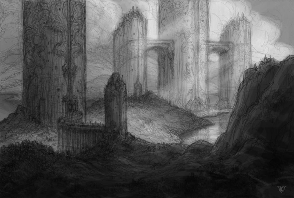 Neo-Samarkand -Sketch