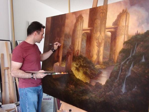 Mario Paint Canvas