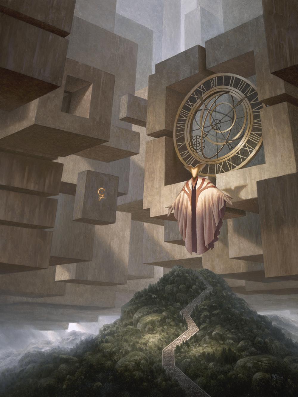 Chronos: The Wheel Of Time.