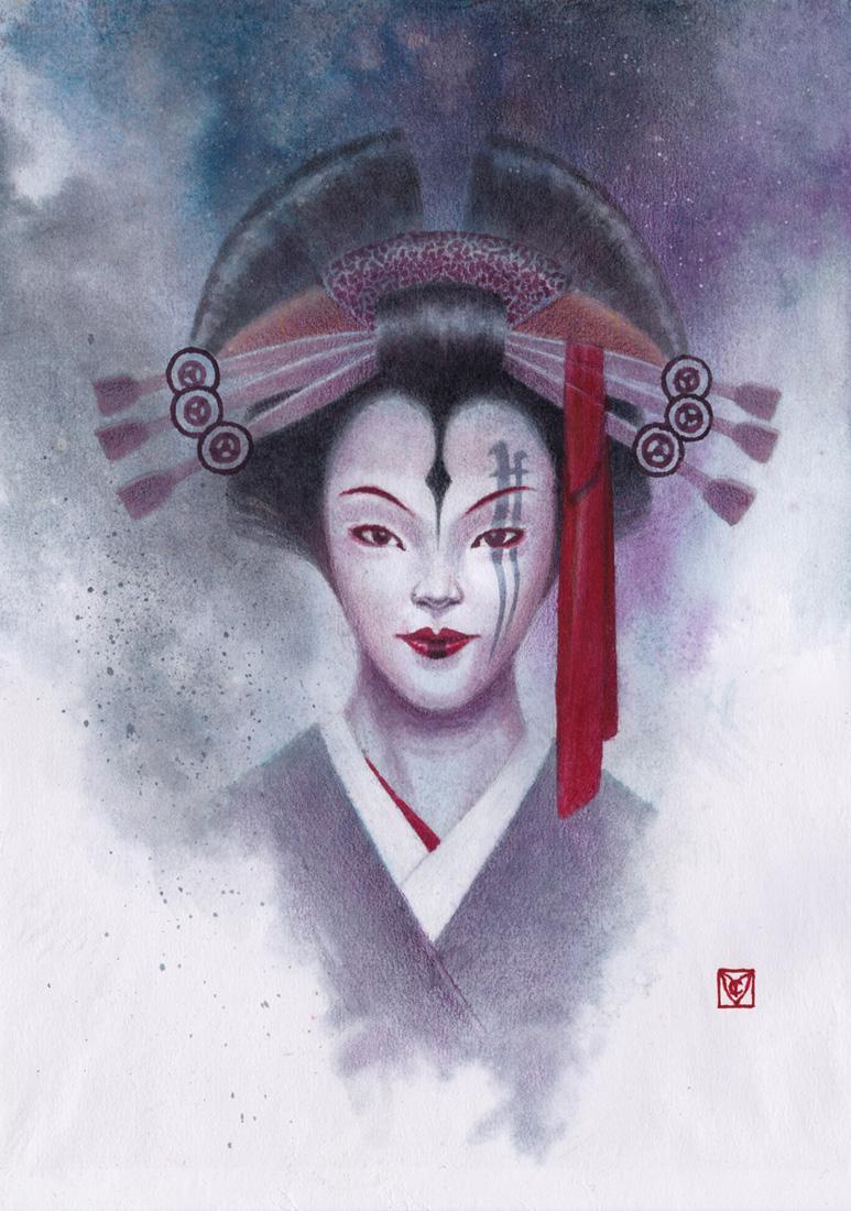 Kabuki - White Widow