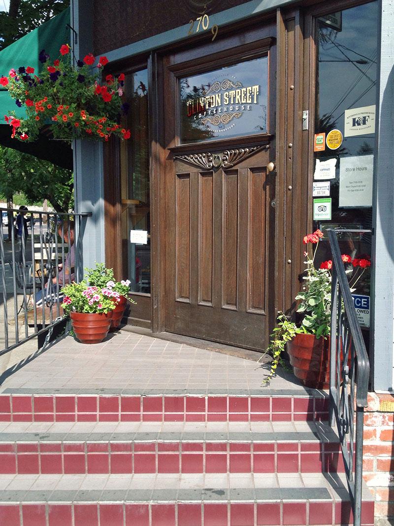 K&F Clinton Street Coffee House SE Portland