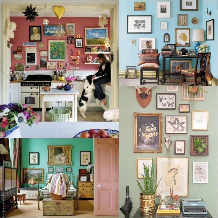 Creative Ways to Display Art