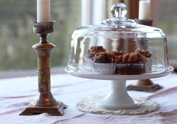 Blenda Studio Birthday Cake yummy German Chocolate Cupcakes