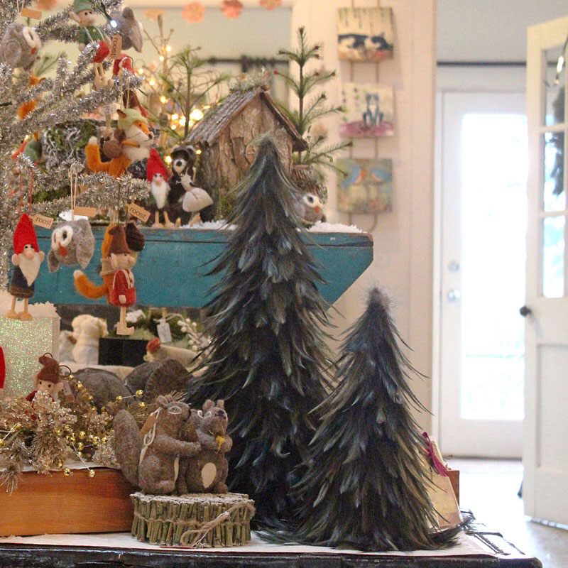 Inside Victorhill Farm Gift Shop