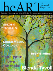 heArt Journal Magazine Cover