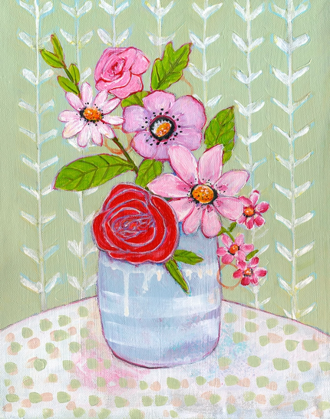 Ava Rose Flowers