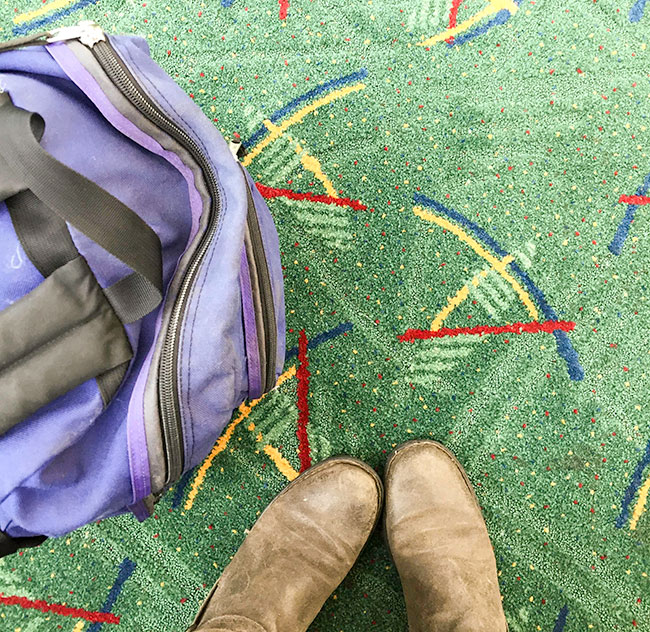 The PDX Carpet