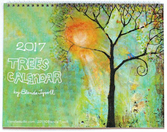 2017 tree of life calendar