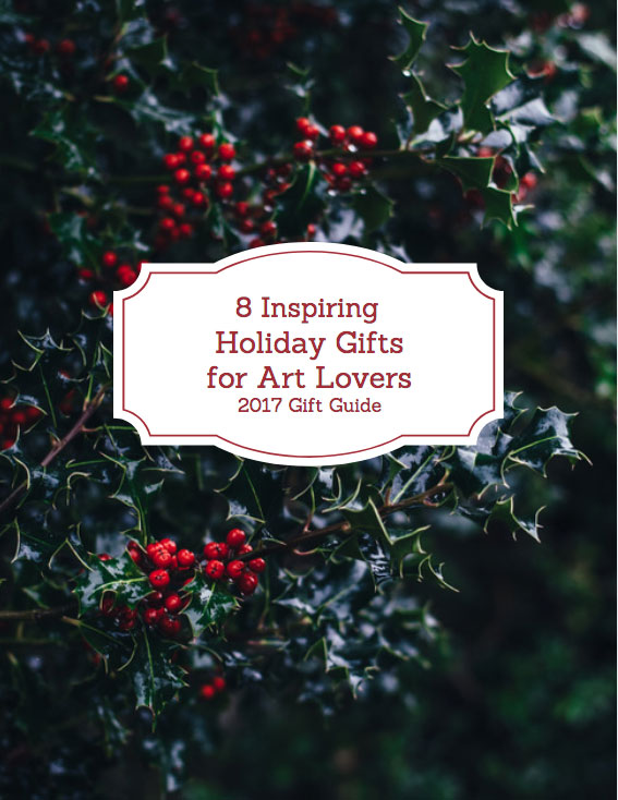 8 Inspiring Holiday Gifts for Art Lovers