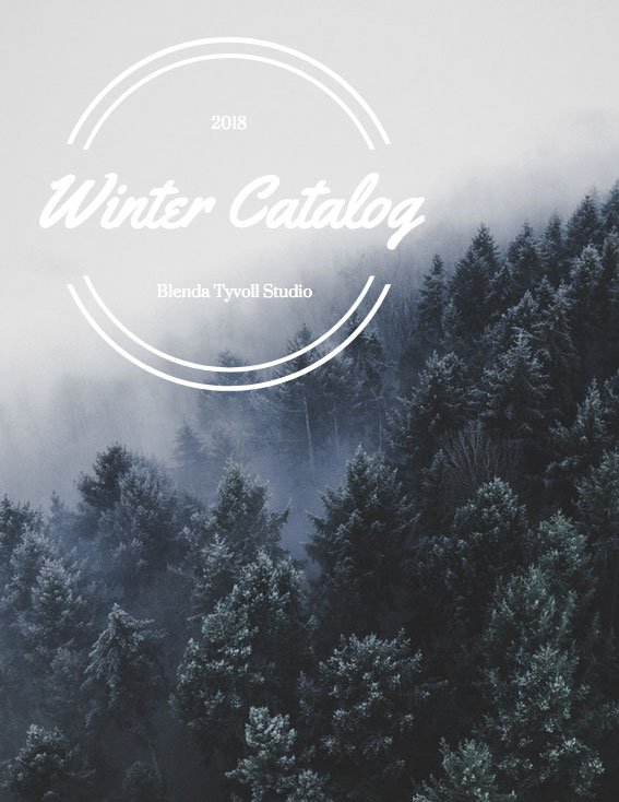 2018 Winter Catalog