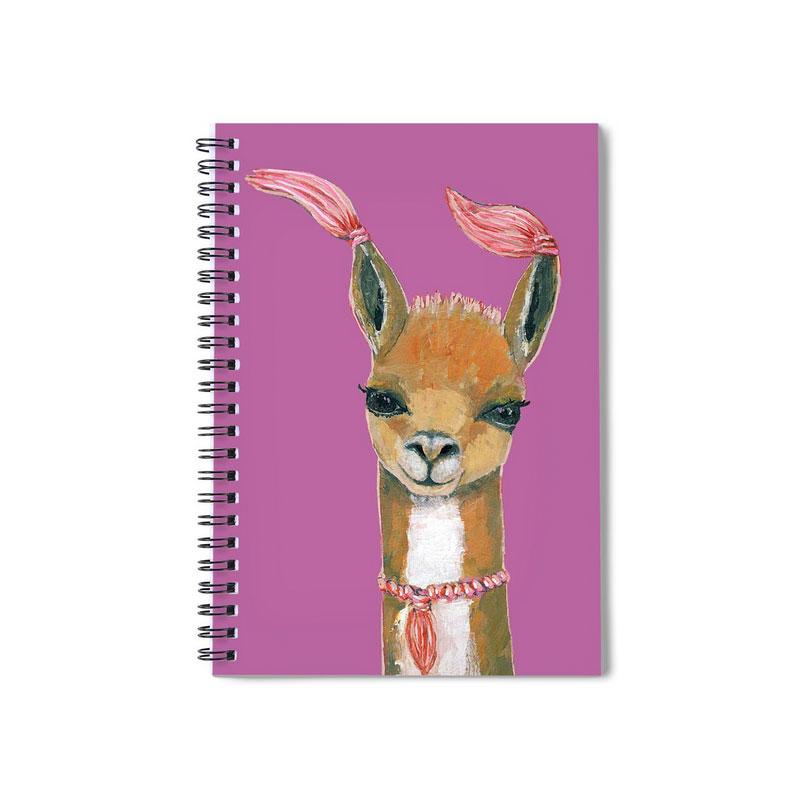 LlamaSpiralSpringCrocus.jpg