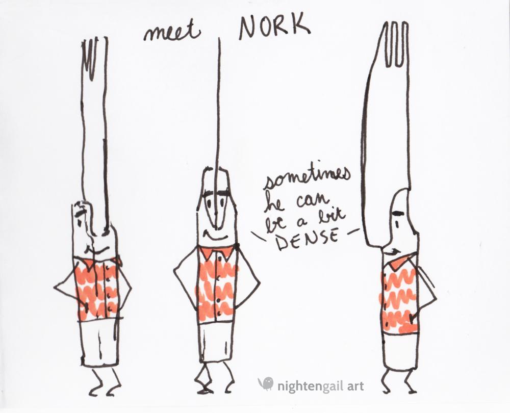 meet NORK