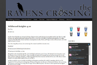 The Ravens Crossing