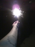Who doesn't love sparklers?