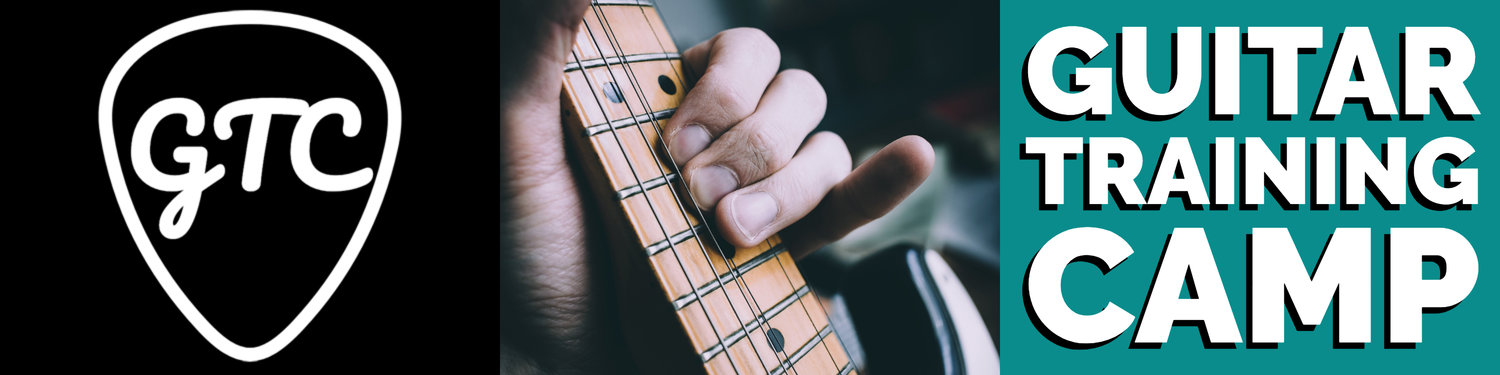 Guitar Training Camp | Skype Guitar Lessons and Online Courses