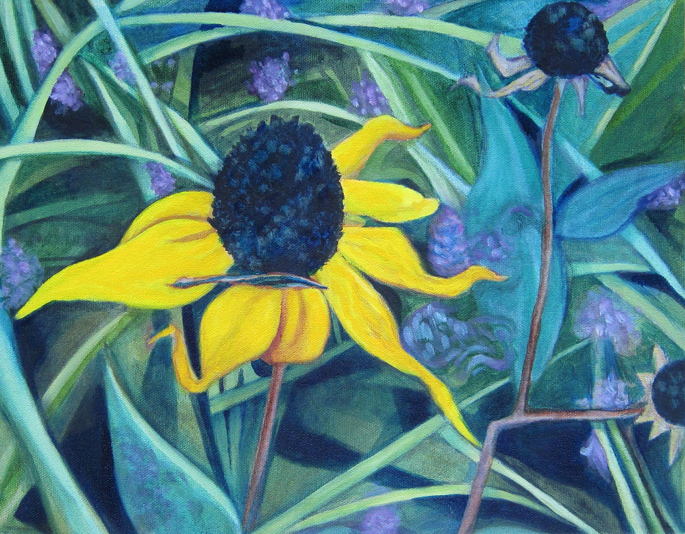 #5 Black-eyed Susans