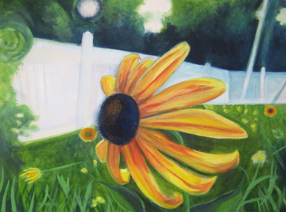 #1 Black-eyed Susans
