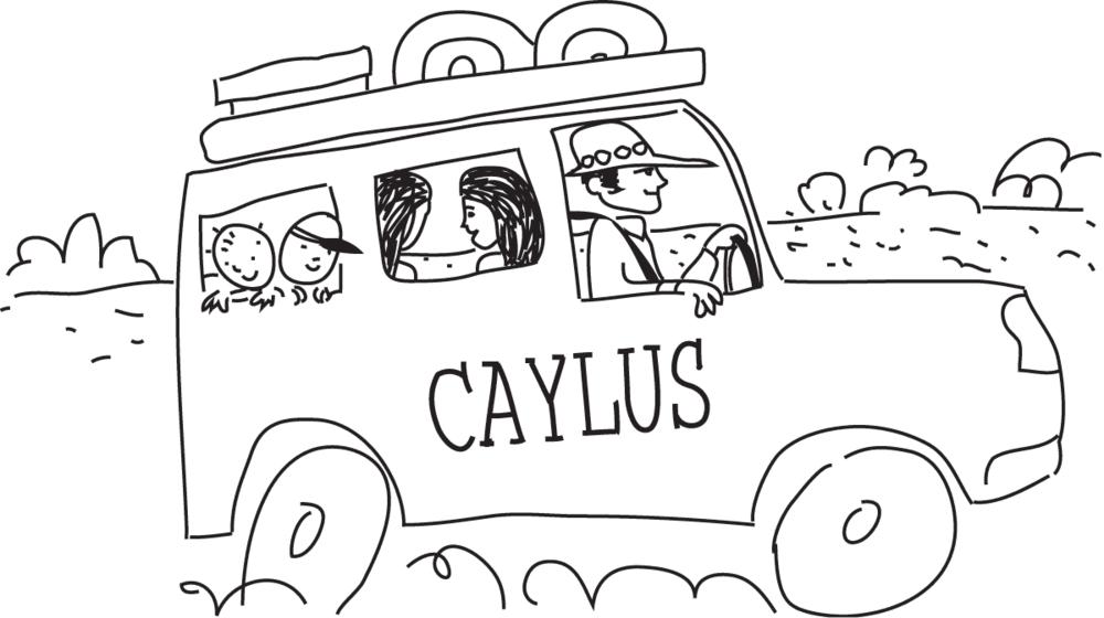 CAYLUS logo
