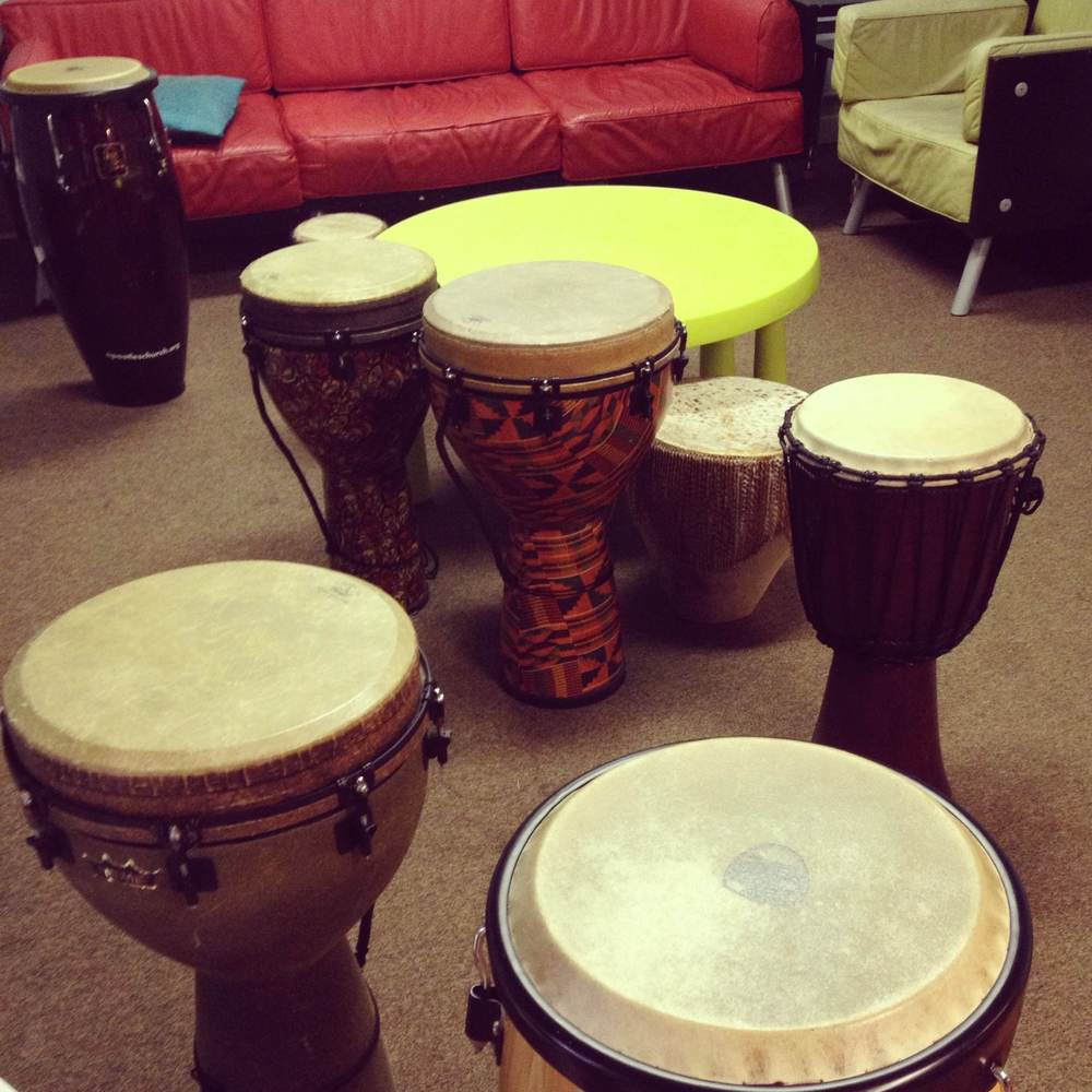 Hand Drums!