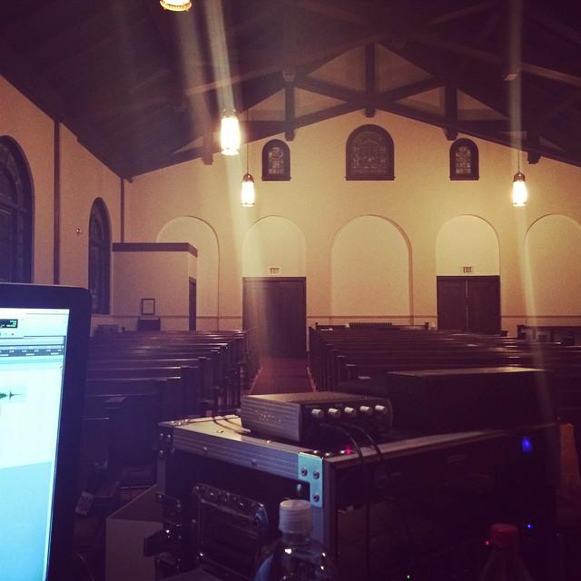 Immanuel Presbyterian Church's sanctuary :)