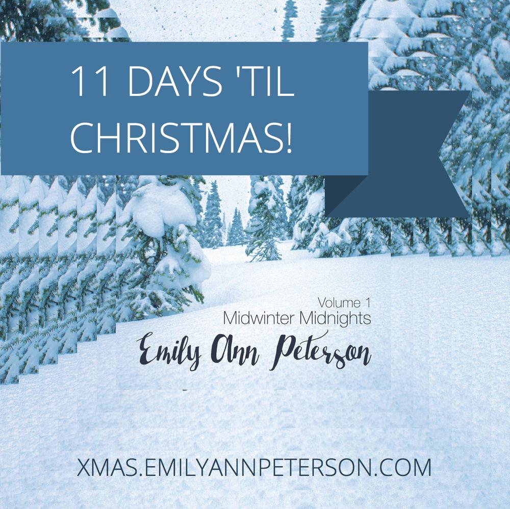 11 Days 'Til Christmas! - EmilyAnnPeterson.com.jpg