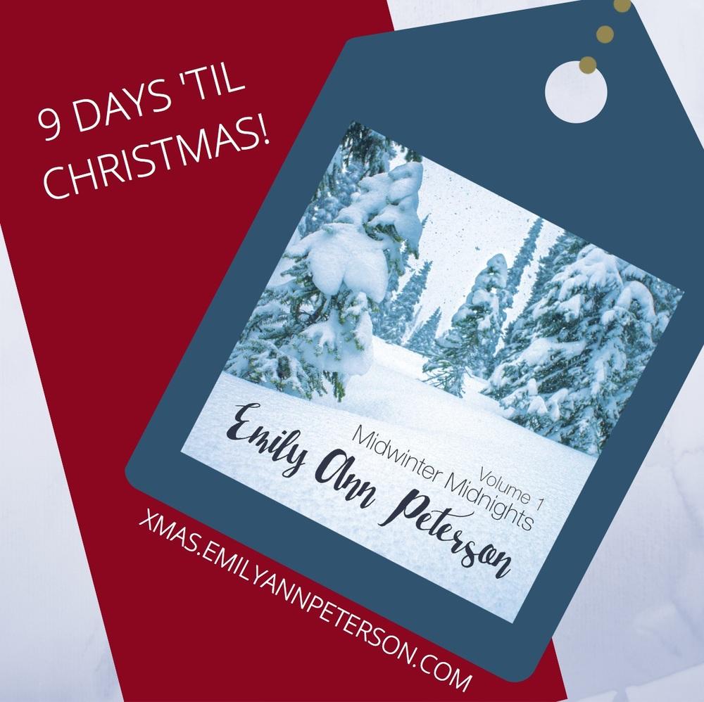9 Days 'Til Christmas! - EmilyAnnPeterson.com.jpg
