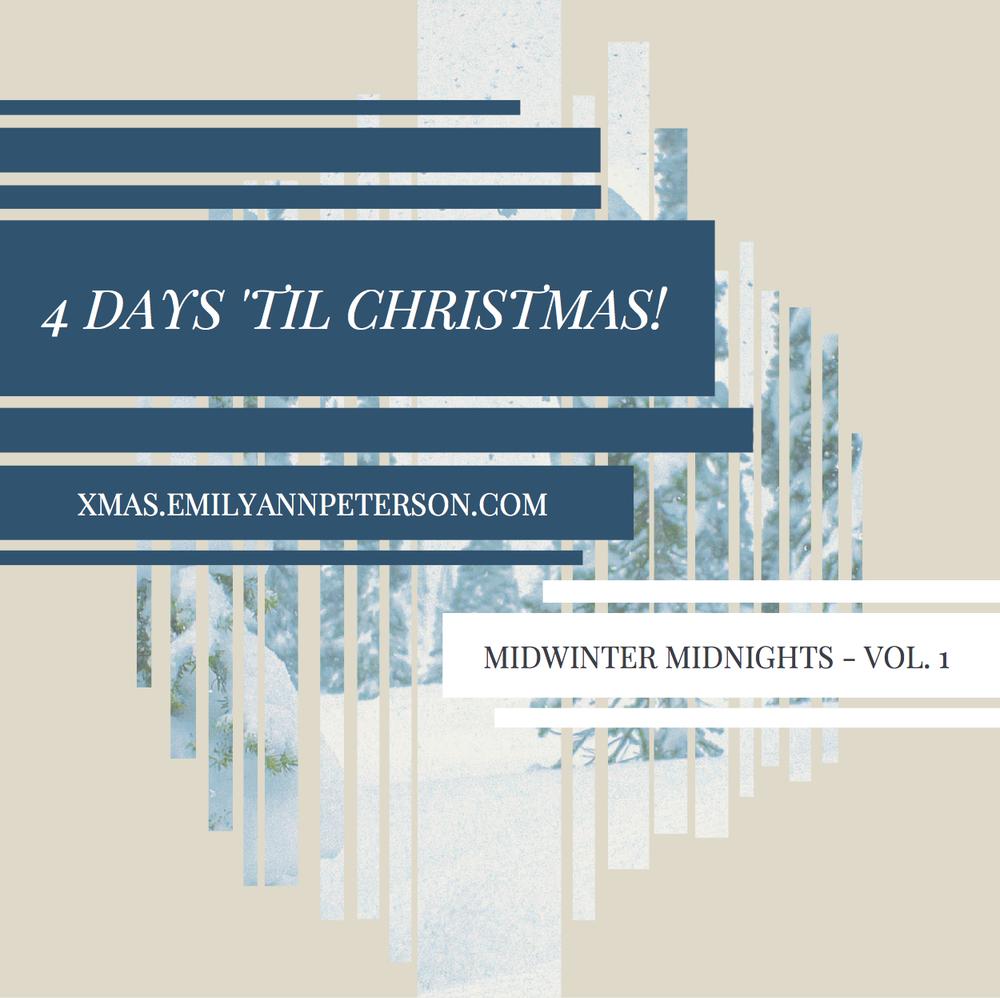 4 Days 'Til Christmas! - EmilyAnnPeterson.com.jpg