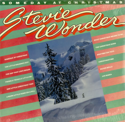 Stevie Wonder - Someday At Christmas - EmilyAnnPeterson.com