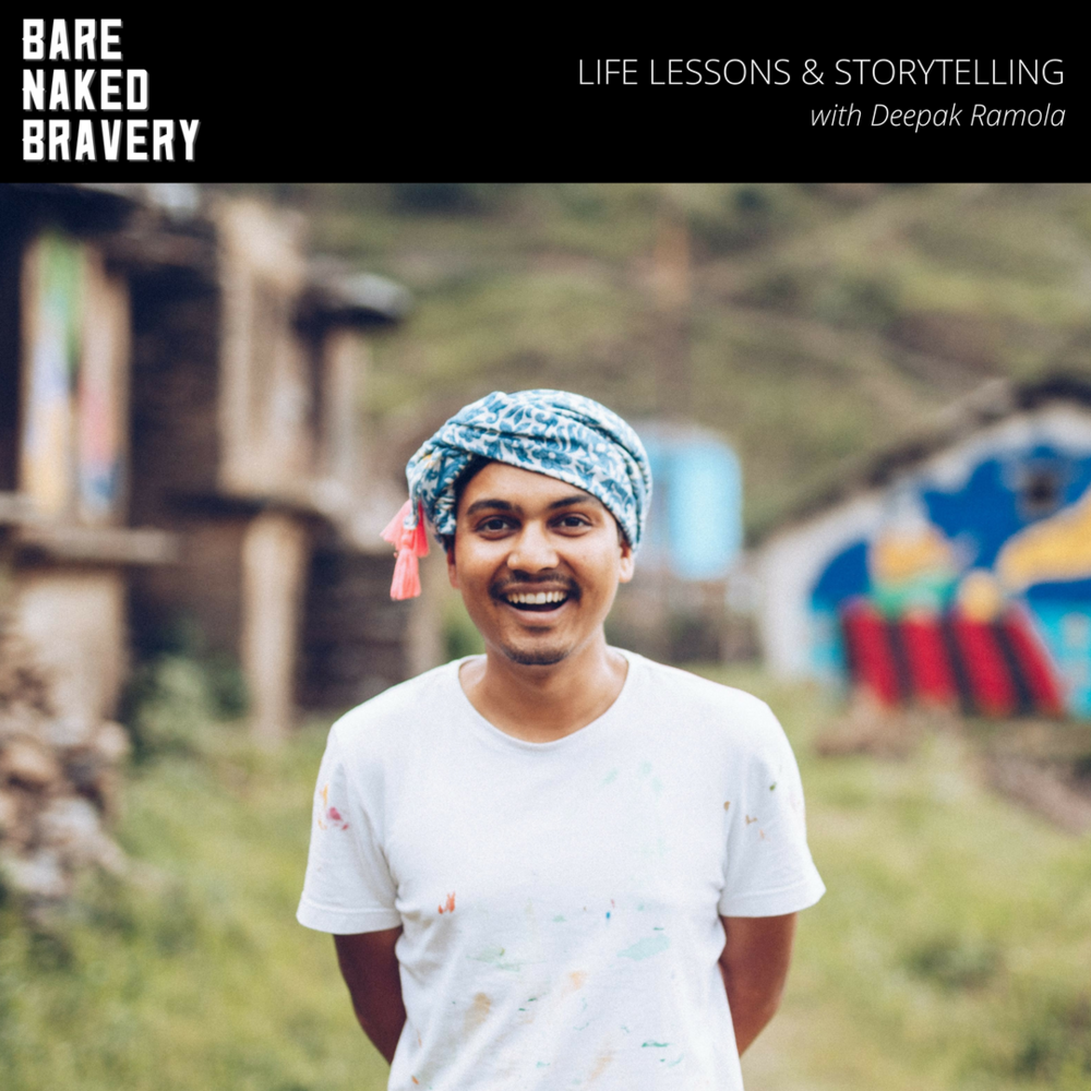 Life Lessons and Storytelling with Deepak Ramola.png