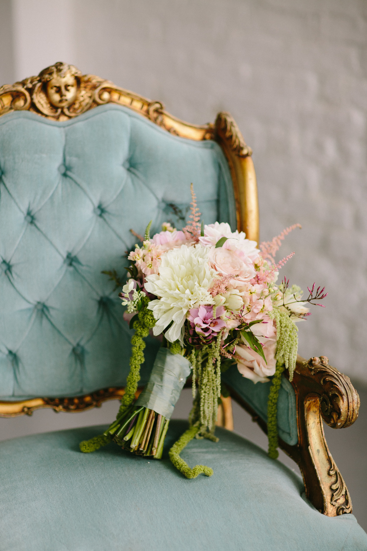 Monet Inspired Wedding