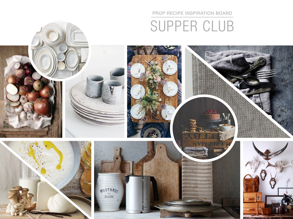 Supper Club Inspiration