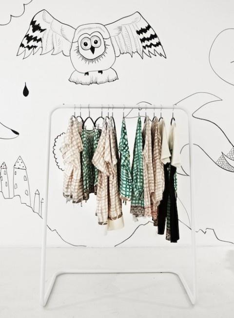 Fashion Designer Display